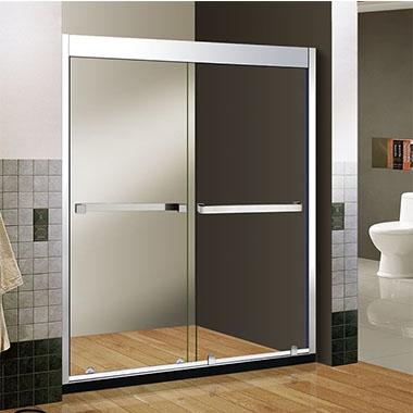 淋浴间隔断还具有易于使用的优点