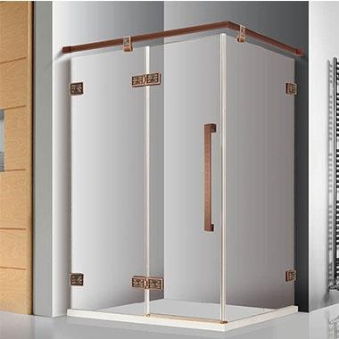 淋浴房的外观与居住条件的改善直接相关