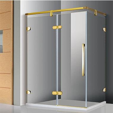 不锈钢淋浴房保持了淋浴房应有的清洁度和清晰度