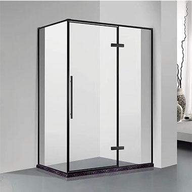 淋浴房的内部应使用尽可能少的木材