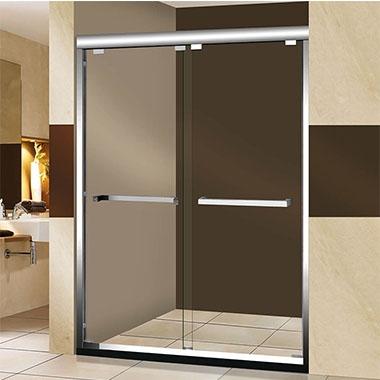 通过安装淋浴房,可以有效地实现干湿分离的效果