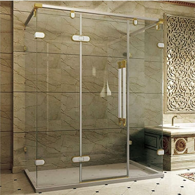 对于不锈钢淋浴房的玻璃清洁方法