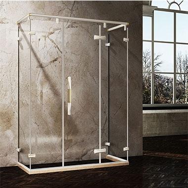 中山淋浴房的各种配件都是质量的考核点