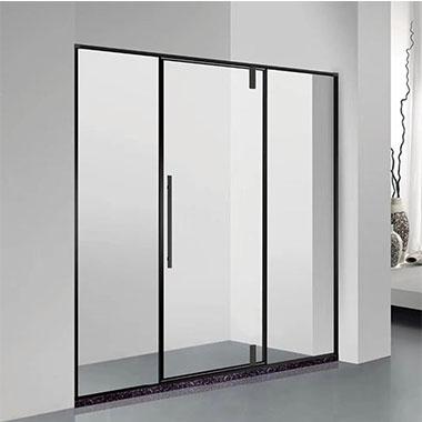 中山淋浴房外型造型设计简洁的淋浴房