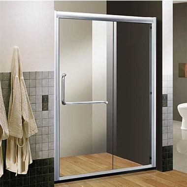 广东淋浴房阐述门与淋浴室路面中间的空隙应维持更高