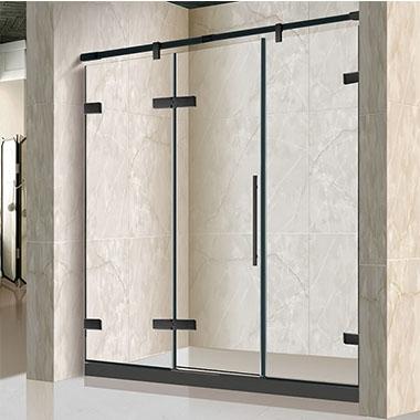 你知道为什么不锈钢淋浴房设计方案不到顶呢?