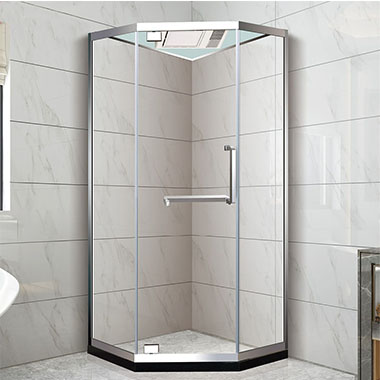 一般淋浴房的防水密封胶条和防水板材